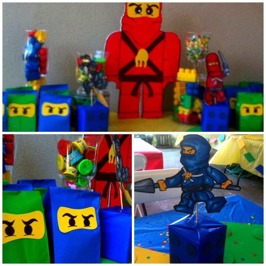Lego Ninjago Birthday Party Google Search: Lego Ninjago Birthday Party