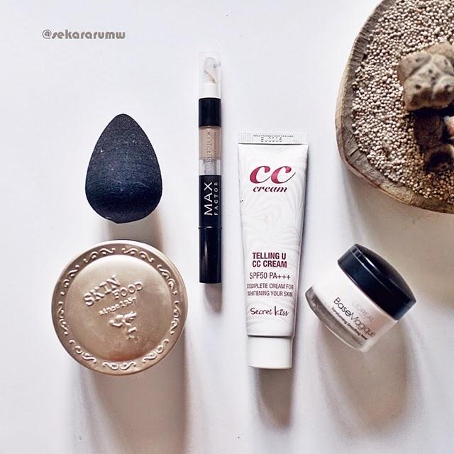 Rangkaian Make Up Sehari-hari