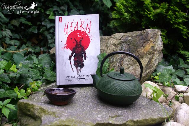 Wiedźmowa głowologia, fantastyka, recenzje książek, Wydawnictwo MAG, Opowieści o Shikanoko