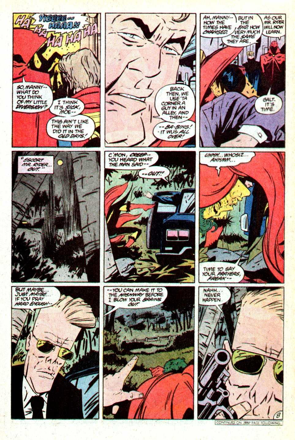 Read online Secret Origins (1986) comic -  Issue #18 - 9
