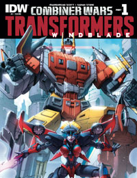 The Transformers: Windblade (2015)