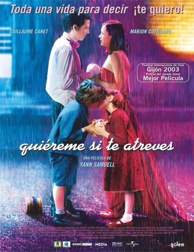 Ver Atrévete a amar (Jeux d'enfants) (2003) Online