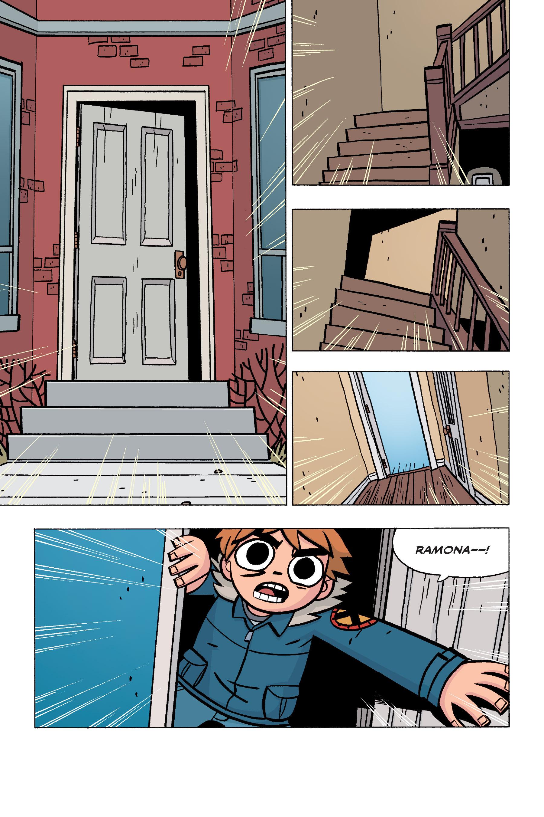 Read online Scott Pilgrim comic -  Issue #5 - 135
