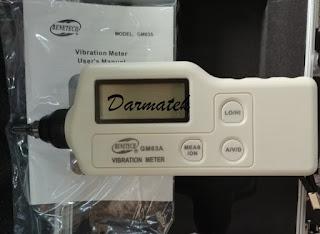 Darmatek Jual Benetech GM 63A Vibration Meter - Jakarta Selatan