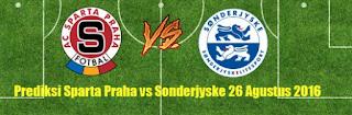 Sparta Praha vs Sonderjyske
