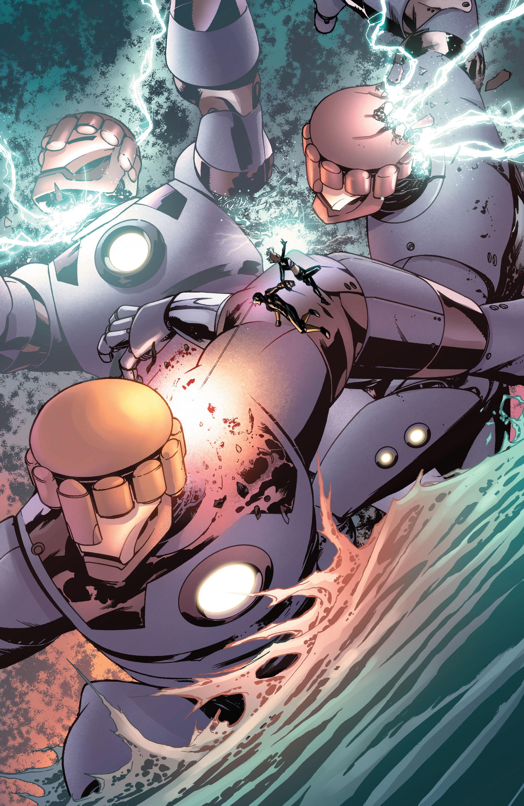 Read online Astonishing X-Men (2004) comic -  Issue #44 - 15