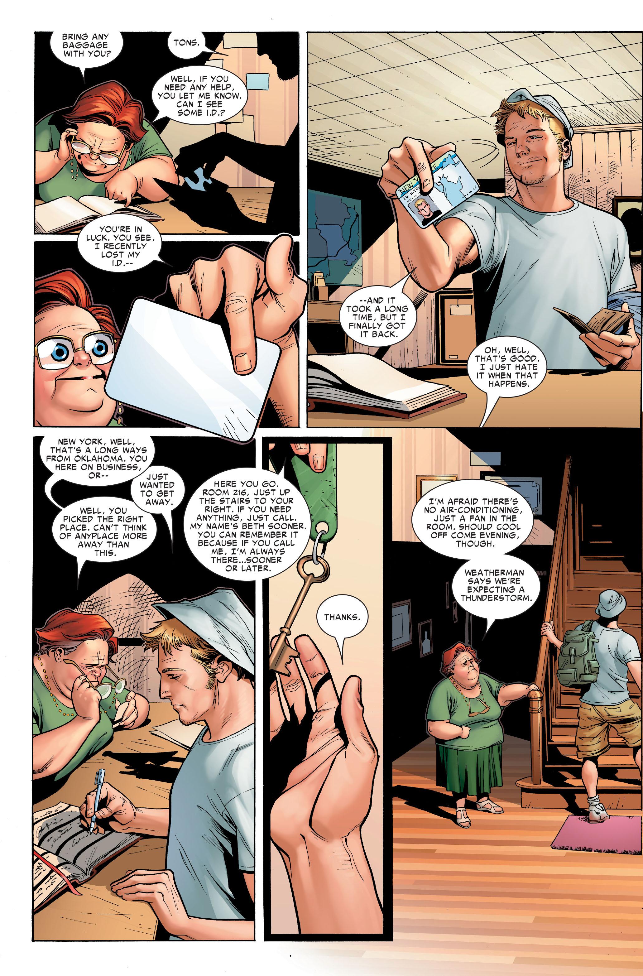Thor (2007) Issue #1 #1 - English 23