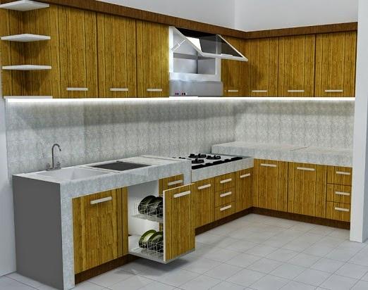 Mutu dan harga kitchen set olympic dibanding merek lain for Kitchen set olympic harga