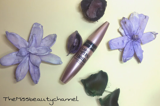 Review del nuovo mascara di Maybelline - LASH SENSATIONAL