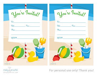 free printable birthday invitations for girls