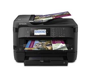 Epson WorkForce WF-7720 Drivers Downloads