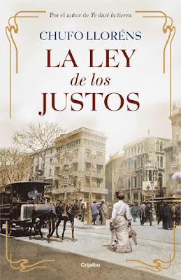 La ley de los justos - Chufo Lloréns (2015)