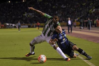 1º Jogo da Final da Libertadores (CHUTE NO VÁCUO F.C.)