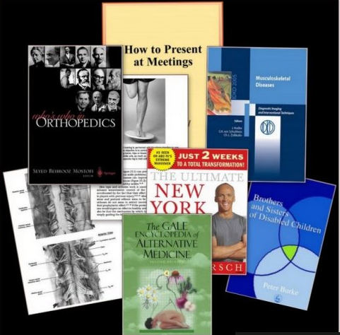208 Medical Book Collection