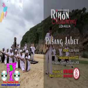 Download MP3 LIZA AULIA - Pasang Jabet