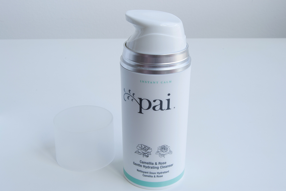 Limpiadora suave y calmante, Pai Skincare
