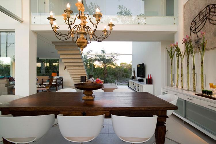 muebles y decoracin de estilo barroco colonial y actual unidos en perfecto equilibrio