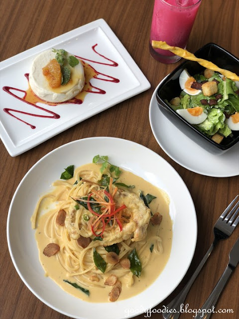 Mangiiare Dine & Bar, Bangsar