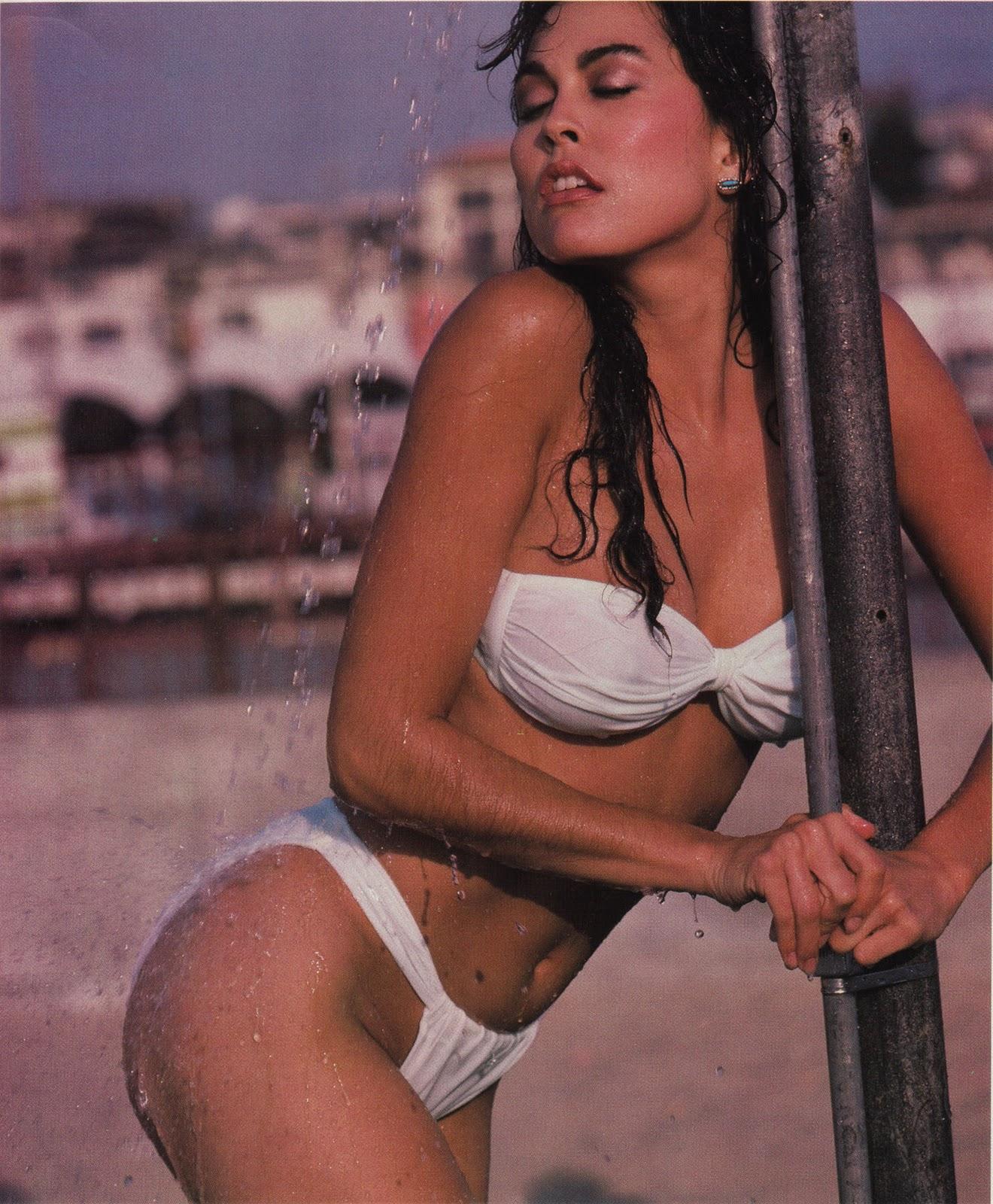 April Wayne Nude 84