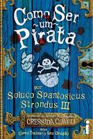 Resenha - Como Ser Um Pirata, editora Intrínseca