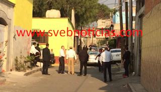 Balacera en Iztapalapa esta tarde deja dos abatidos y 2 heridos en la CDMX