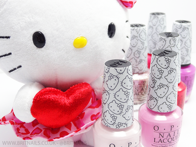 OPI Hello Kitty