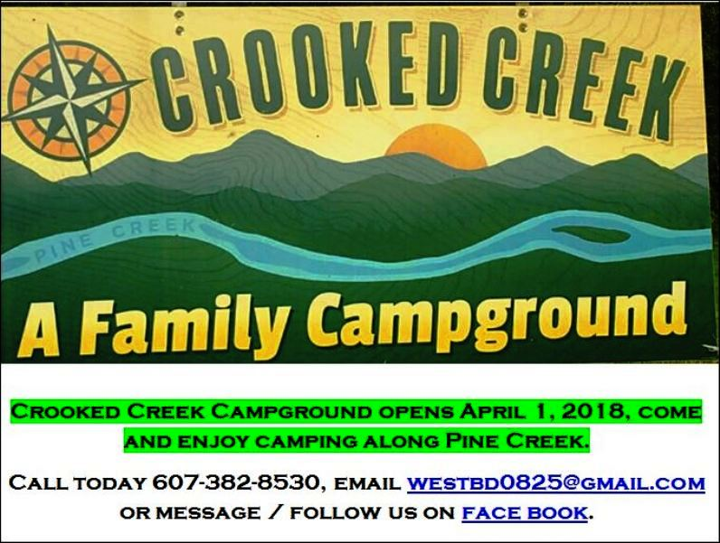 https://www.facebook.com/Crooked-Creek-Campground-219353908573342/