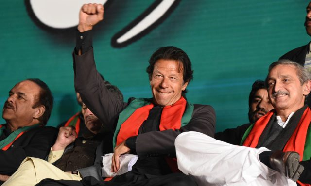 How A Phone App And A Database Helped PTI Clinch Election Victory