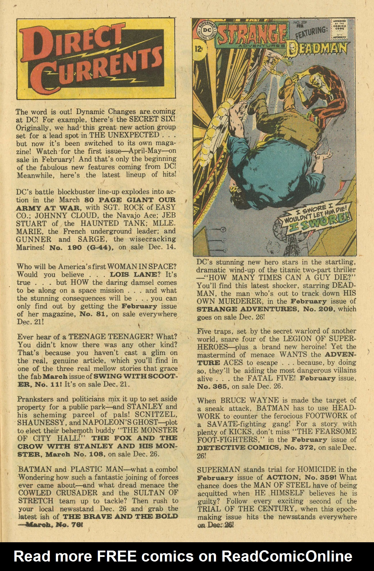 Hawkman (1964) issue 24 - Page 27