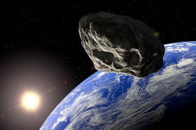 Novo asteroide passará bem próximo à Terra em outubro