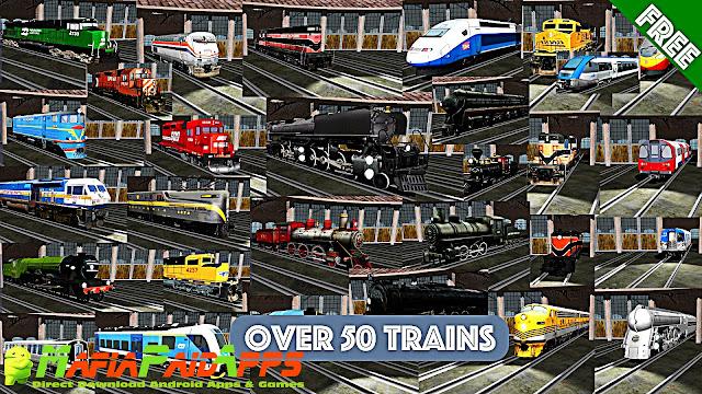 Train Sim Pro Apk MafiaPaidApps