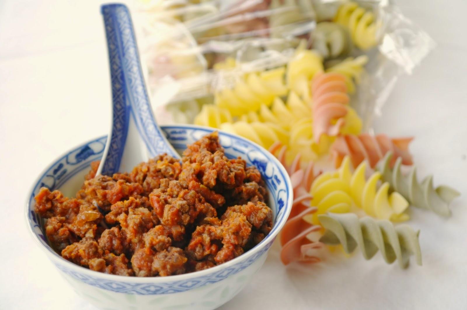 köttfärssås med pepparkakskryddor