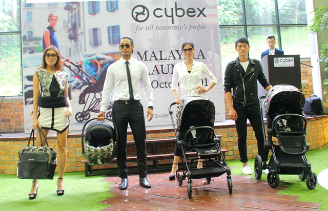 CYBEX Malaysia Uniting Functionality & Charm For Tomorrow's People