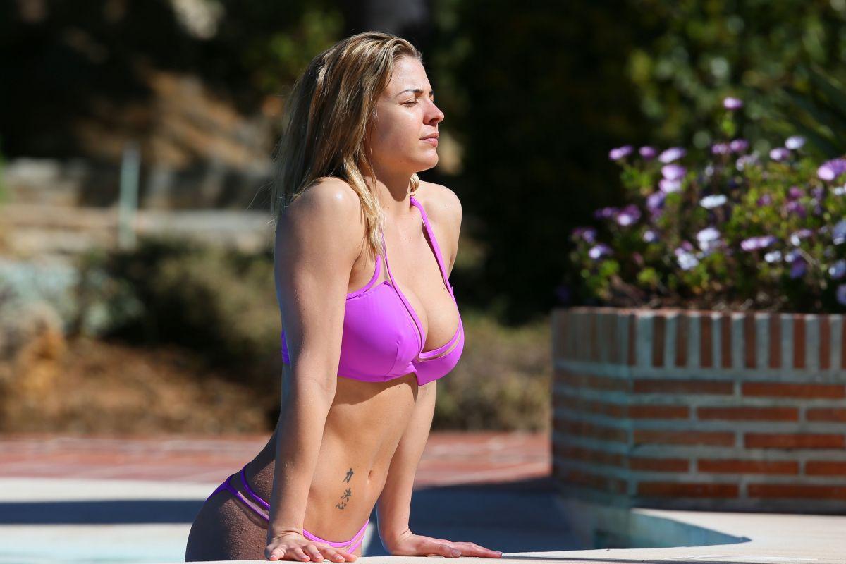 Bikini Gemma MBikiniey nude photos 2019