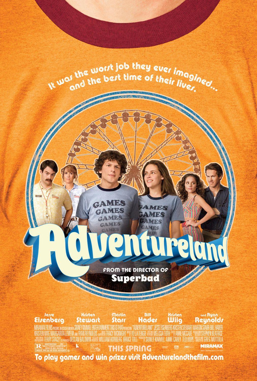 Adventureland Film