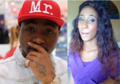 I Begged Davido To Wear A C0ndom On His Big P3nis' – Alleged Babymama Says