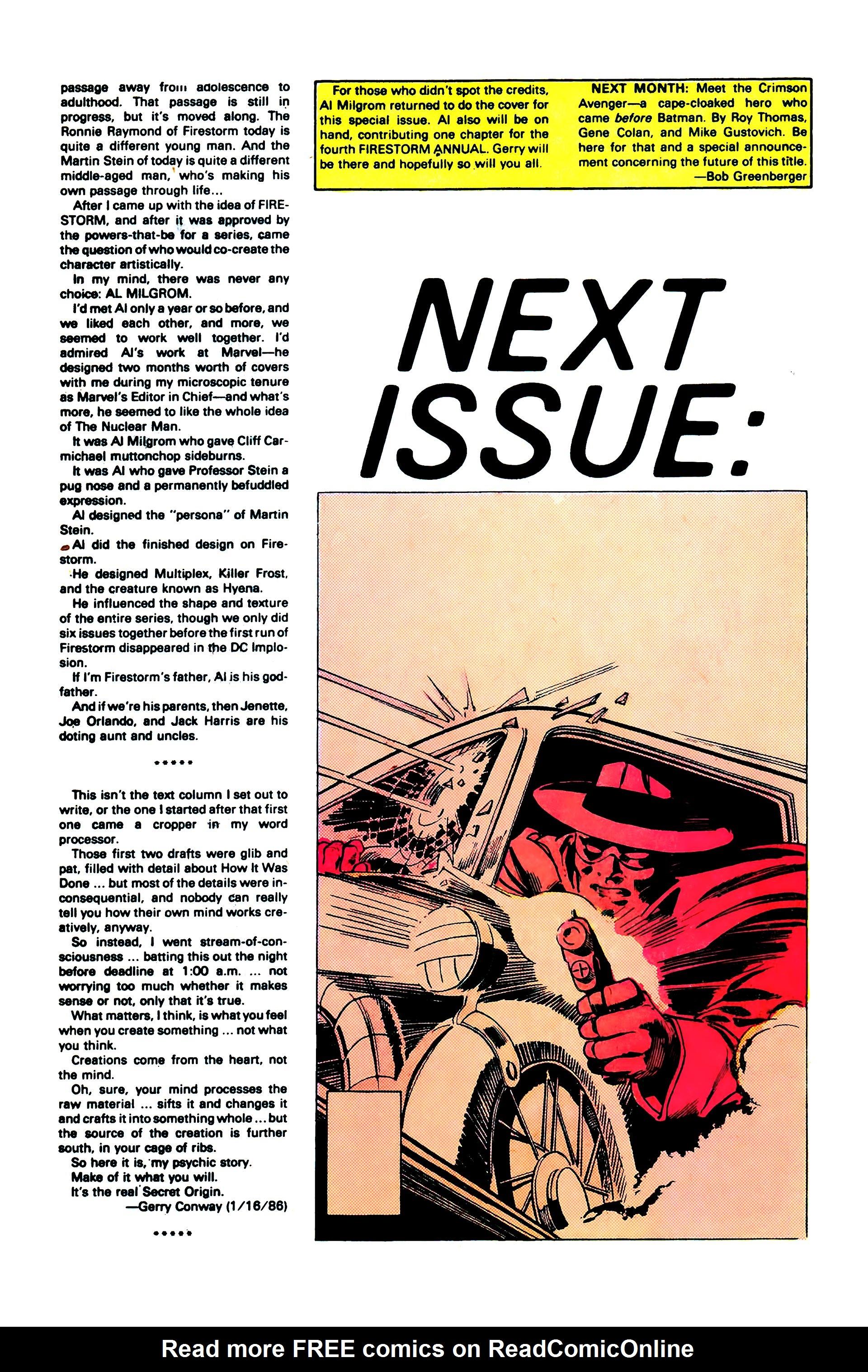 Read online Secret Origins (1986) comic -  Issue #4 - 34