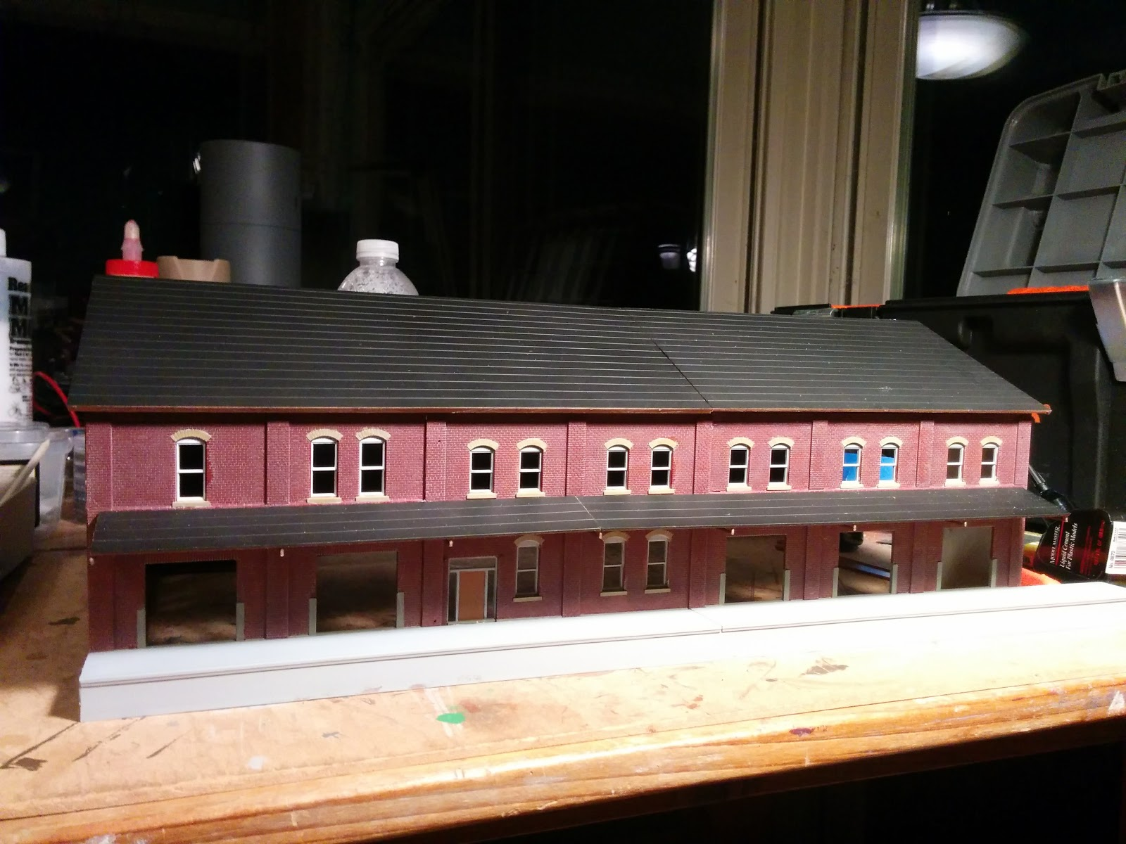 Lostentry - Welztalbahn, Model Railroading, and more: Hallelujah