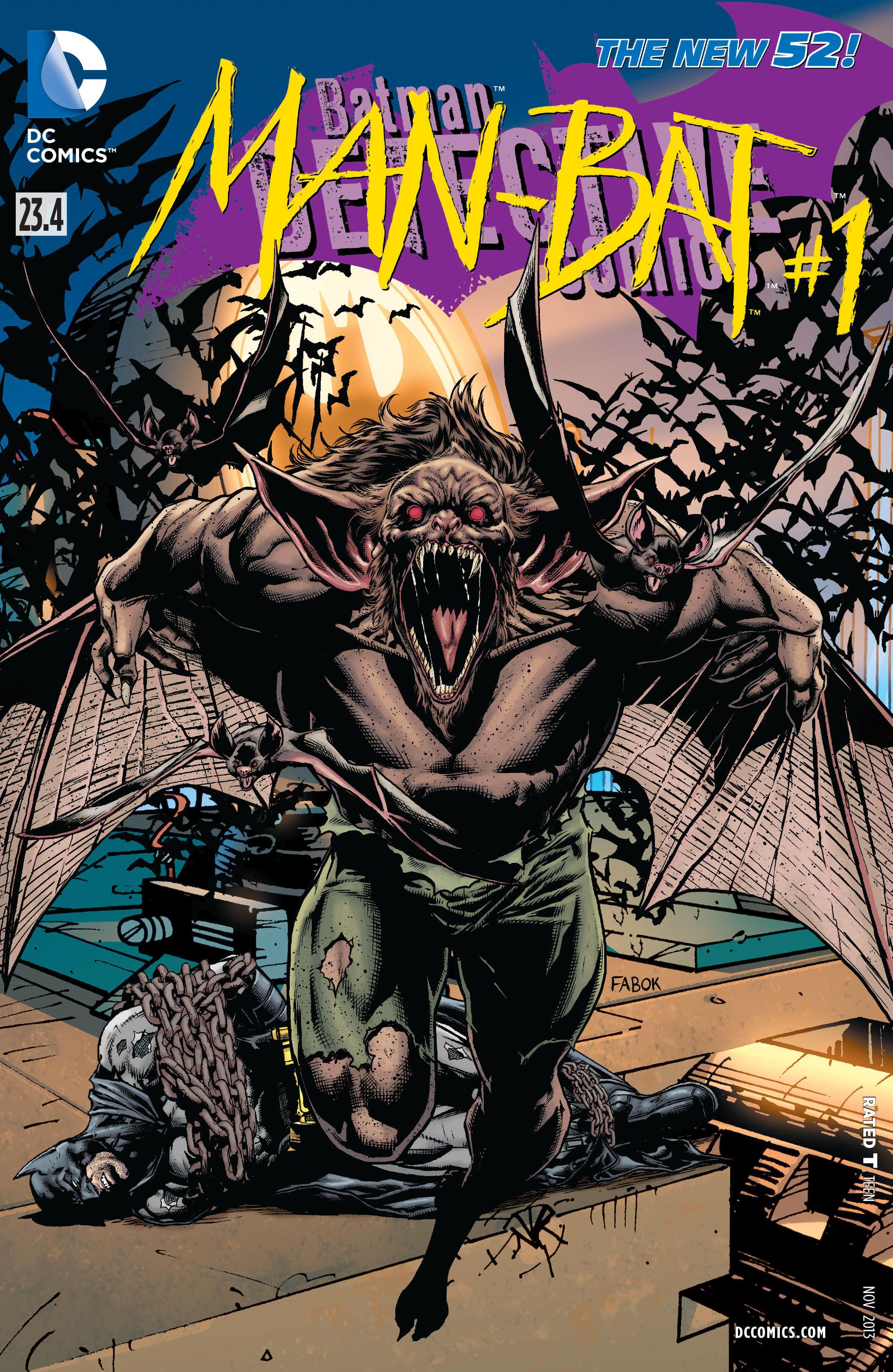Detective Comics (2011) 23.4 Page 1