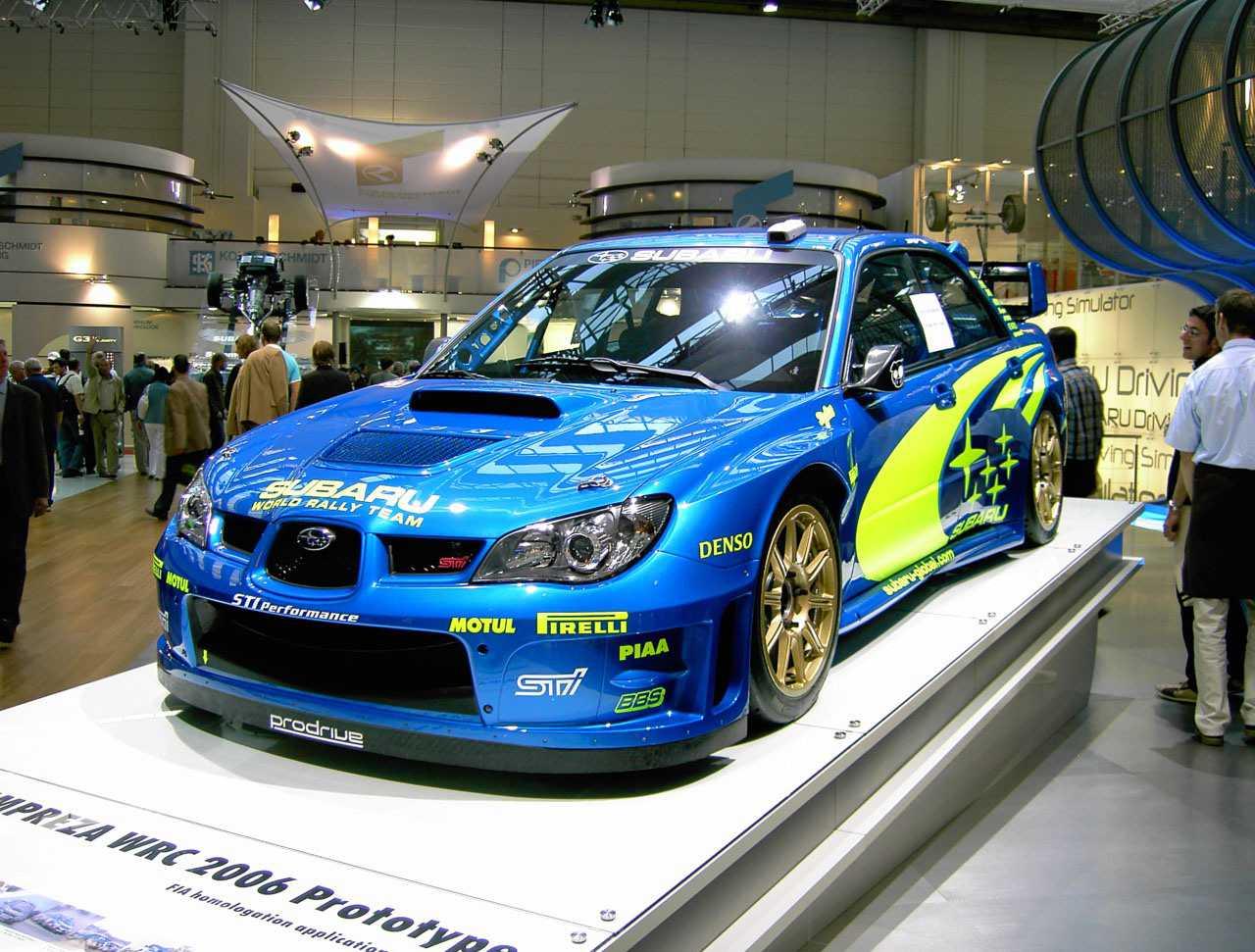 Subaru Wrx Modification Car Modification
