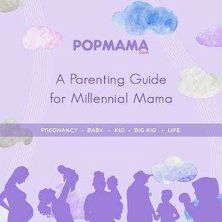 website parenting untuk mama millenial