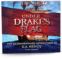 Audio adventure about Sir Francis Drake