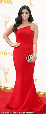The 67th Emmy Awards Red Carpet