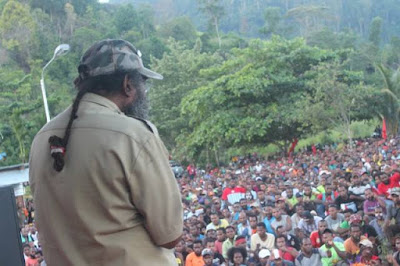 5000 Ribu Jiwa Rakyat Papua Menghadisi Ibadah Syukuran Menyambut ULMWP di Jayapura, Papua