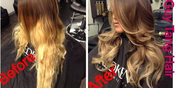 How To Fix Bad Ombre The Haircut Web