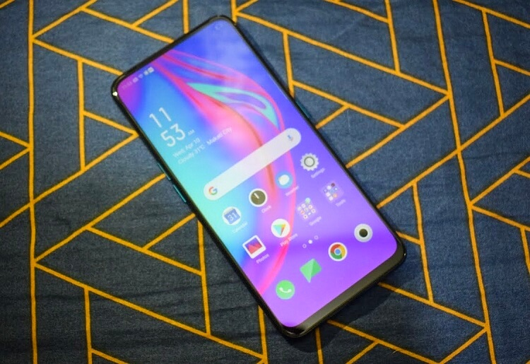 OPPO F11 Pro 6.53-inch FHD+ LCD display