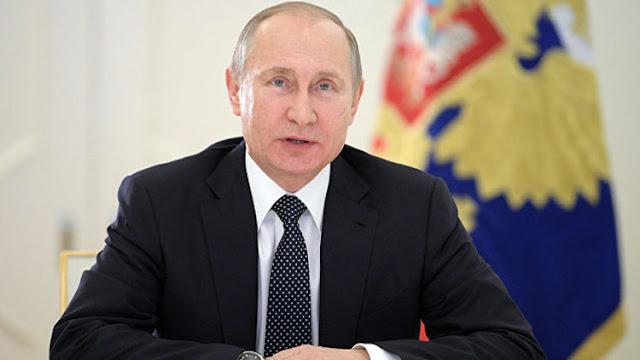 """""""Vale más llevarse bien con Rusia"""": Trump afirma que respeta a Putin"""