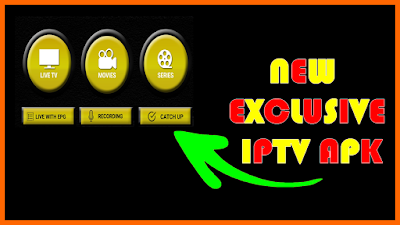 NEW EXCLUSIVE IPTV APK, HAVE SPORT,MOVIES, CHANNELS AND MORE