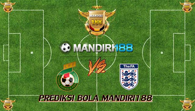AGEN BOLA - Prediksi Lithuania vs England 8 Oktober 2017