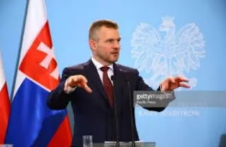 Slovakia's government has expelled a Russian diplomat for doing an  espionage work.